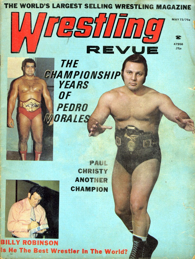 Wrestling Revue - May 1973