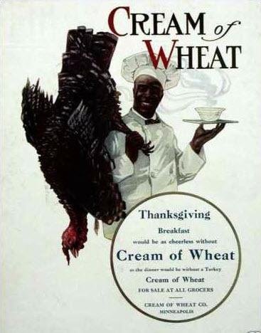 Cream of Wheat 1919 Thanksgiving ad