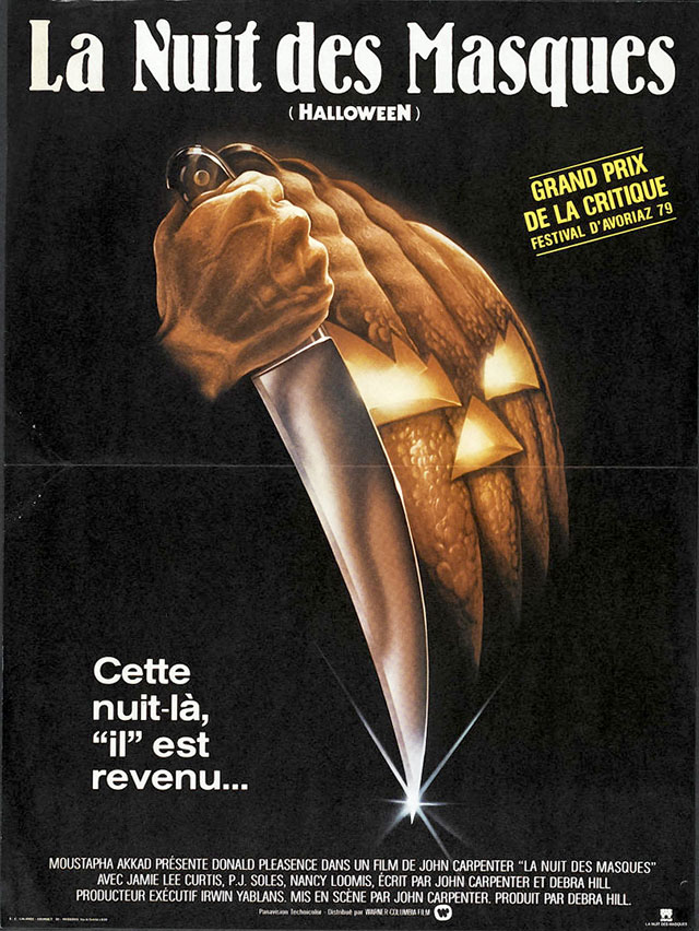 Halloween 1978 Movie Poster.Halloween 1978 U S And Foreign Movie Posters