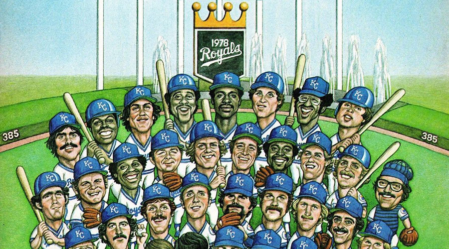 Kansas City Royals & Baltimore Orioles ALCS Programs