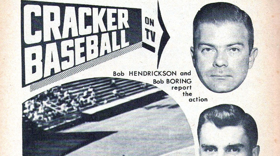 Let's Watch Cracker Baseball on TV