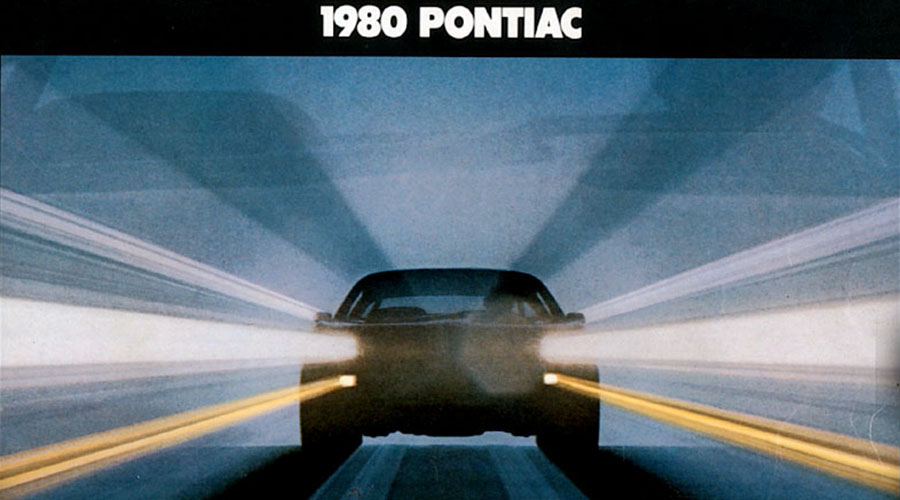 Retrotisements — 1980 Pontiac New Car Lineup