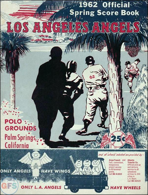 Los Angeles Angels, 1962