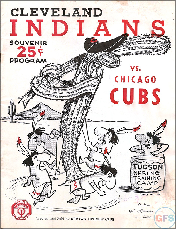 Cleveland Indians, 1961
