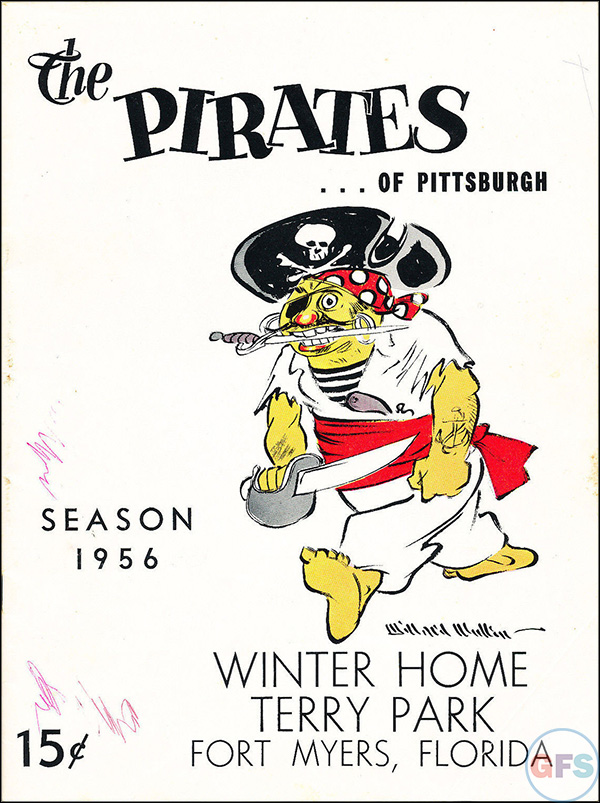 Pittsburgh Pirates, 1956