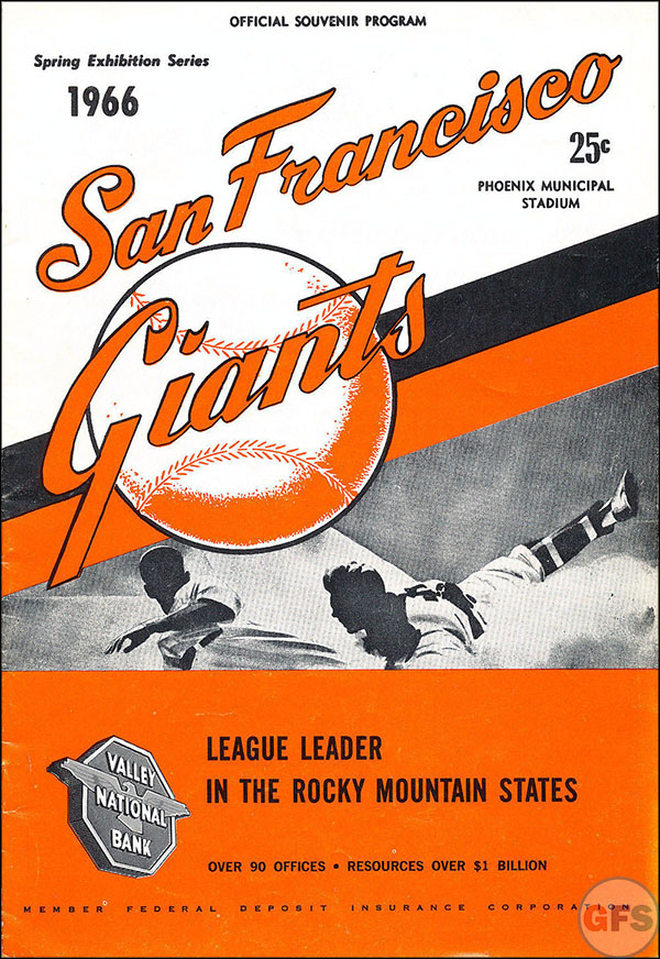 San Francisco Giants, 1966