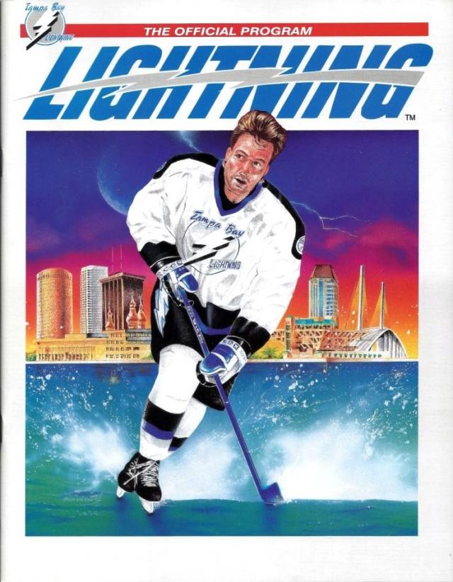 Tampa Bay Lightning program