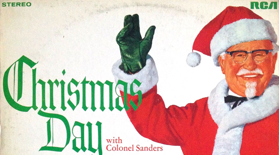 Even More Bizarre Christmas Album Covers