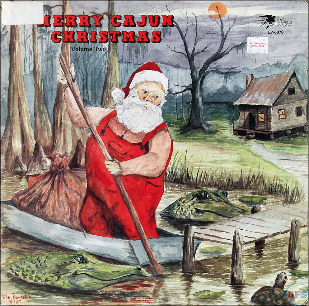 Merry Cajun Christmas, Volume Two (1987)