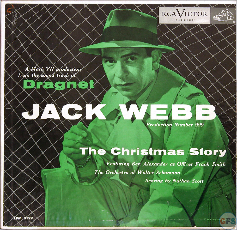 Jack Webb - The Christmas Story (1953)
