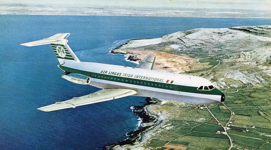 Airline Memories #3: Aer Lingus Potpourri