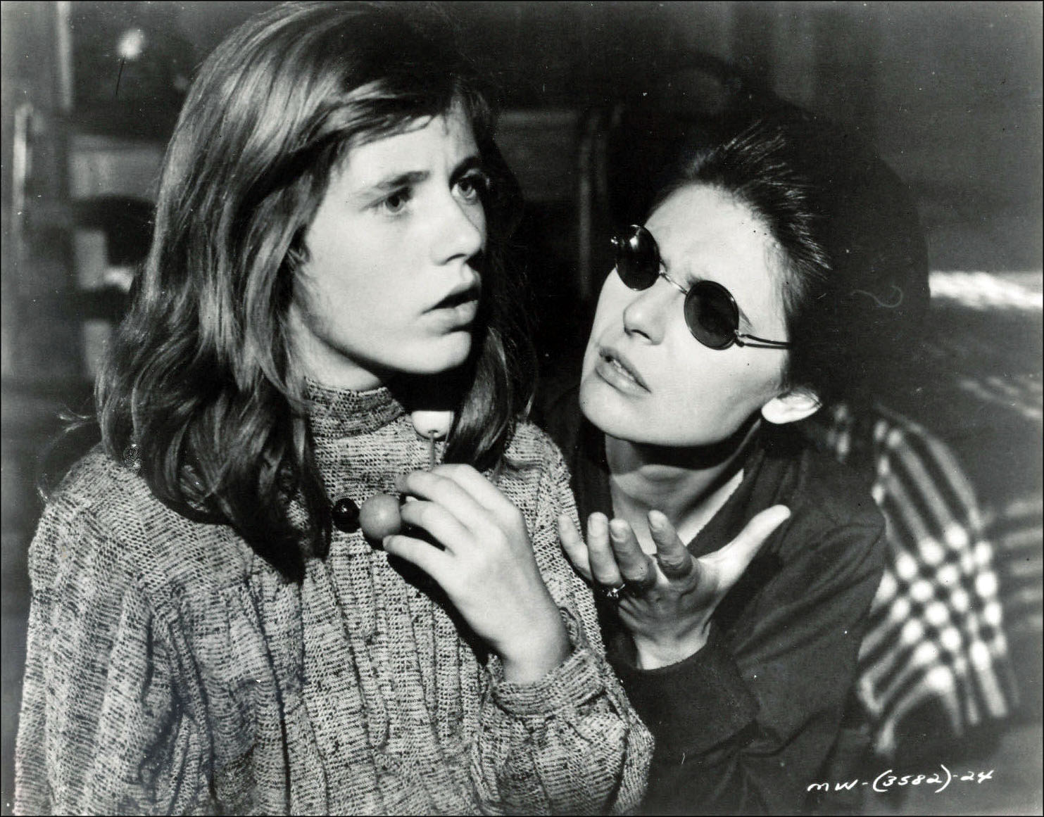 Patty Duke of The Miracle Worker