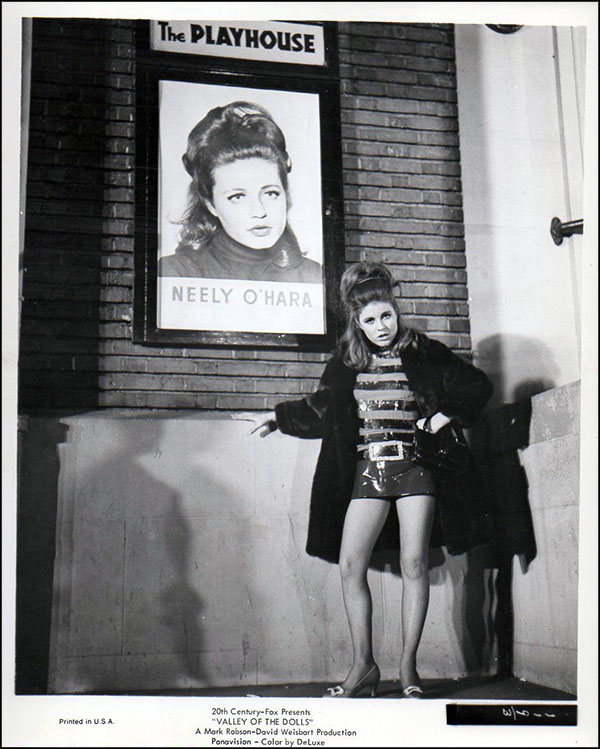 Patty Duke of Valley of the Dolls