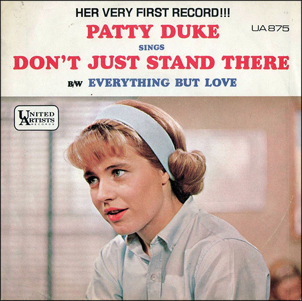 "Patty Duke record, ""Don't Just Stand There"""