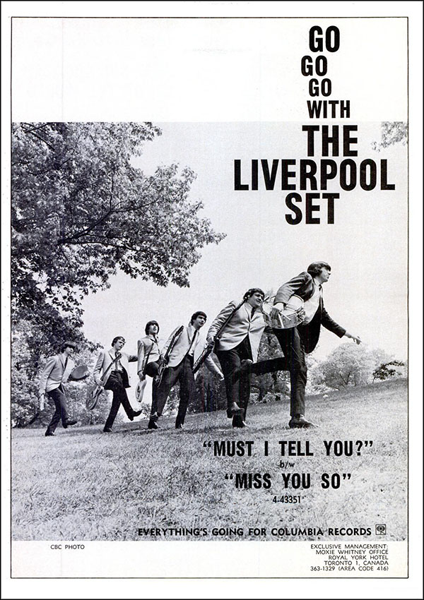 "vintage 1965 Billboard ad - ""Must I Tell You So?"" - The Liverpool Set"