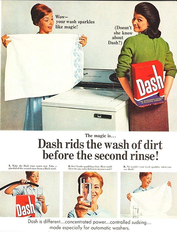 1967 Dash ad