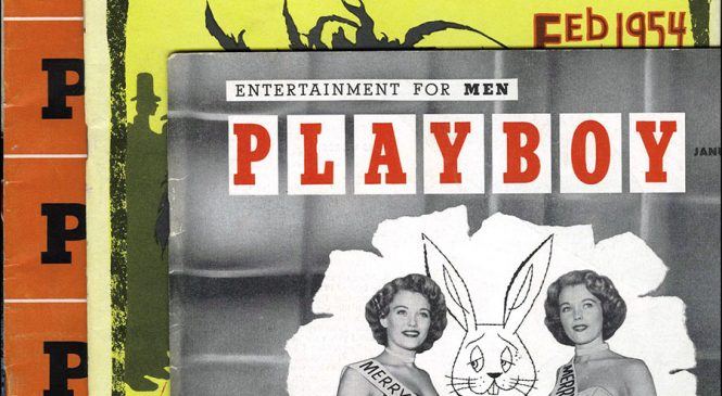 First Year Covers: Playboy