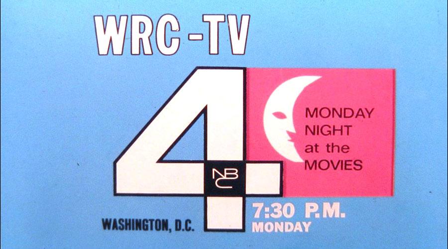 Vintage NBC Promo Slides