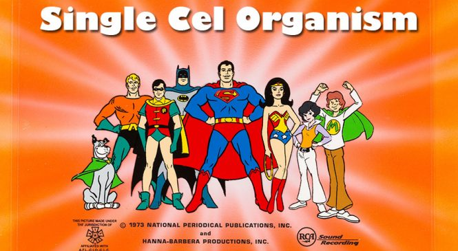 Single Cel Organism #1: Quisp and Quake