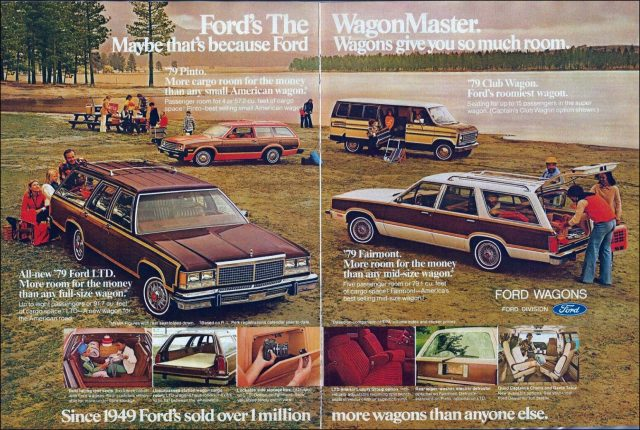 1979 Ford Wagon ad