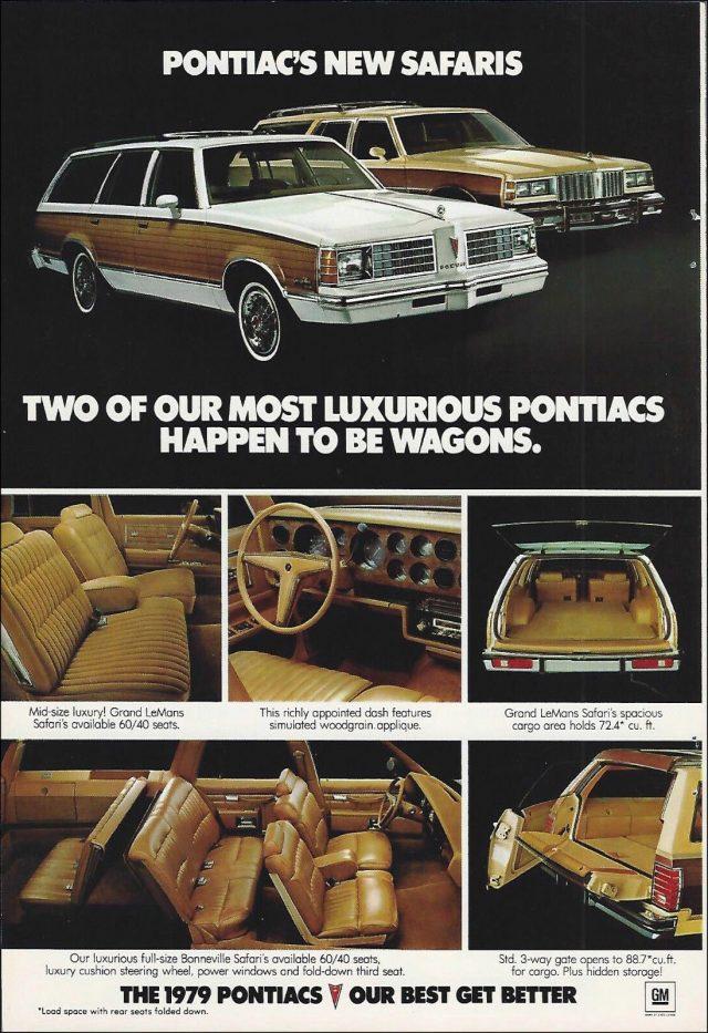 1979 Pontiac Safari ad