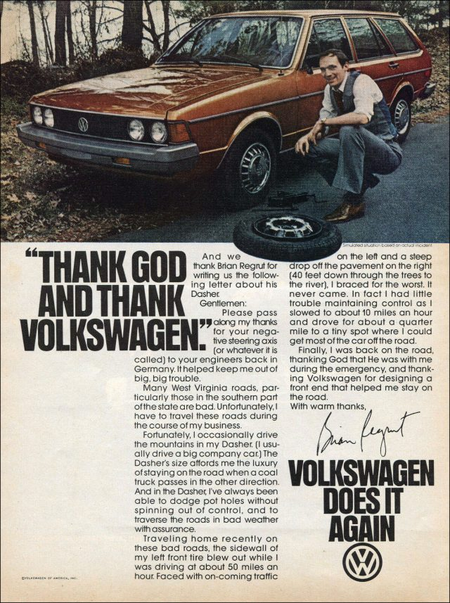 1979 Volkswagen Dasher