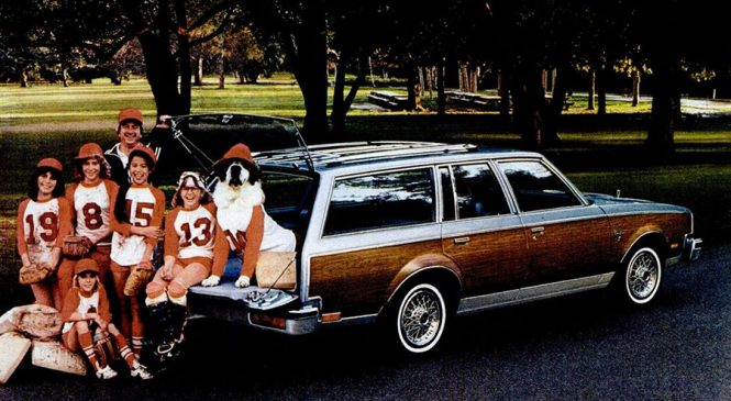 Retrotisements — 1979 Station Wagons