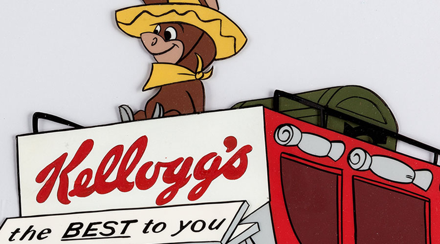 Toon Time #2: Quick Draw McGraw for Kellogg's