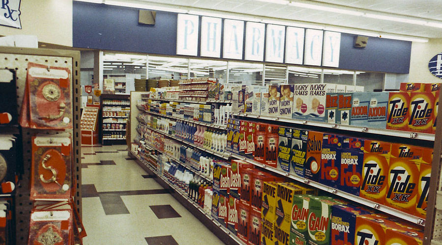 Scenes from a Southern California Drug Store, 1970