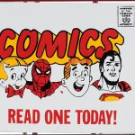 comic book rack banner image