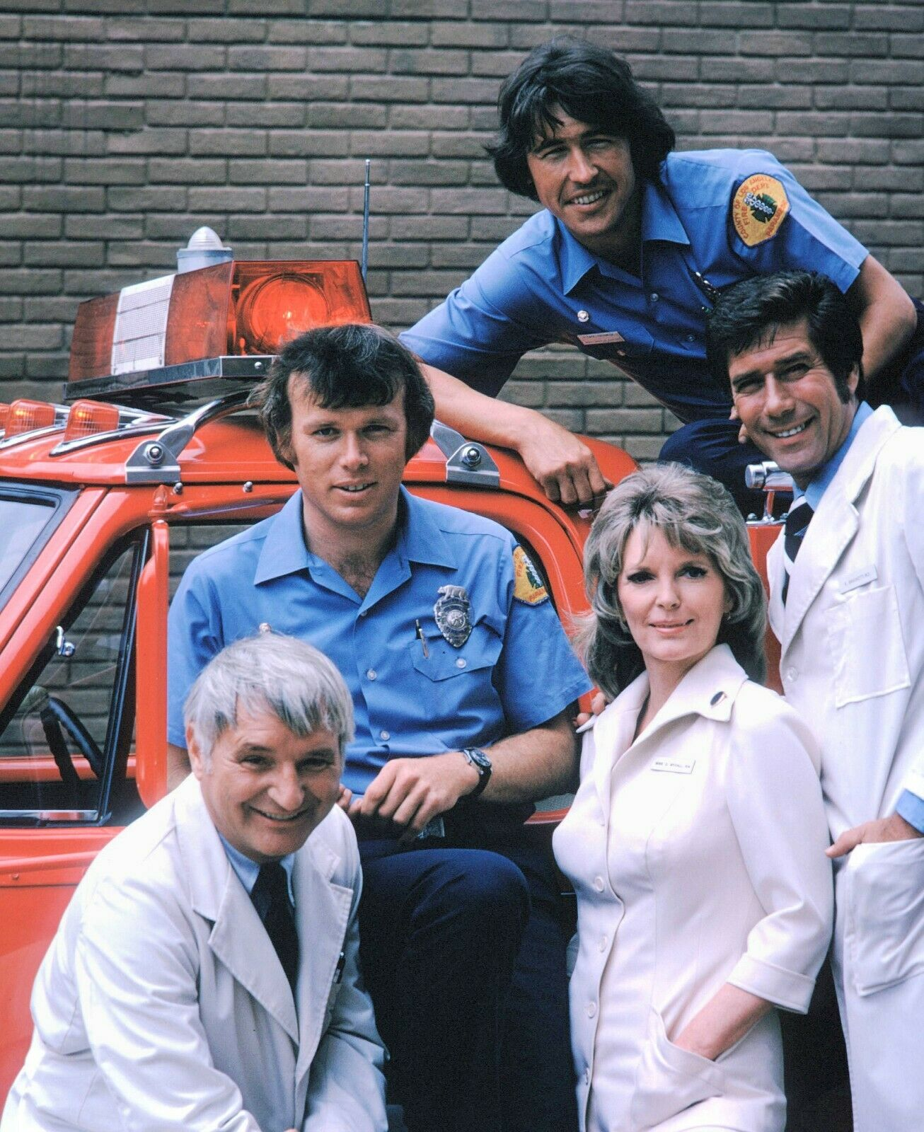 The Cast of Emergency!, 1970s