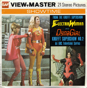 View-Master Germany booklet